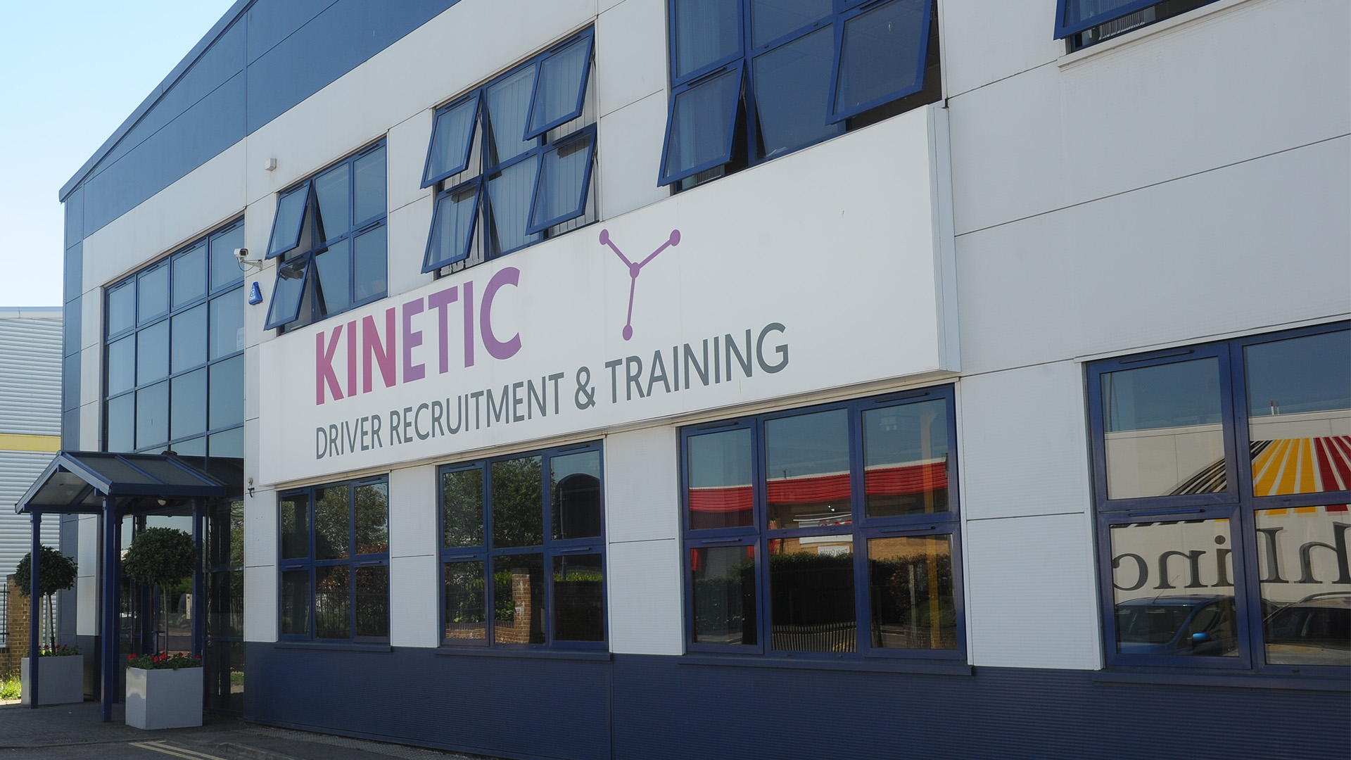 Kinetic Driver Recruitment trailors